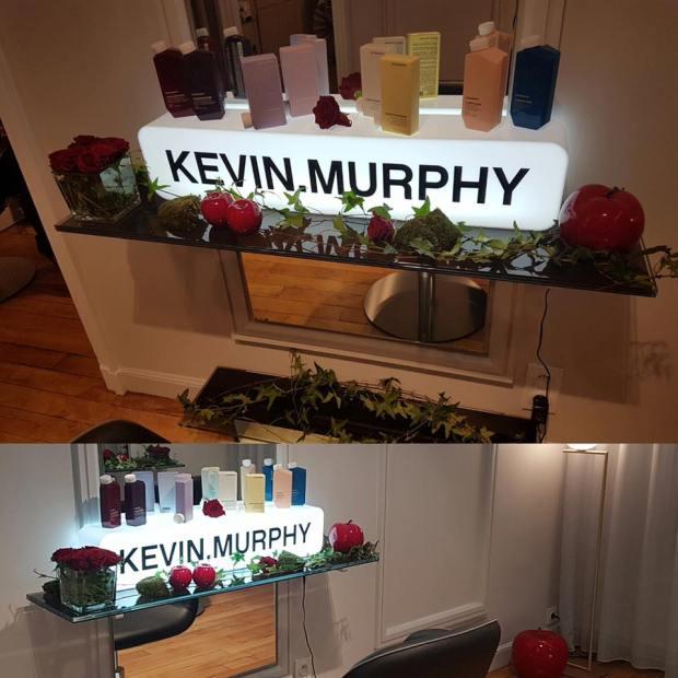 Kevin Murphy chez Nicolas Vlaemynck